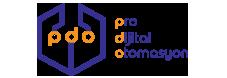 Pro Dijital Otomasyon – Otomatik Kapı ve Kepenk Sistemleri Logo
